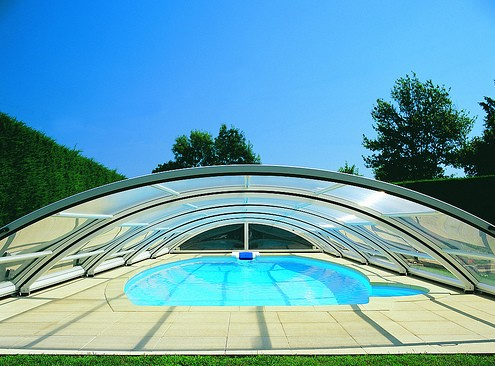 Abri piscine desjoyaux belley for Abri mi haut piscine